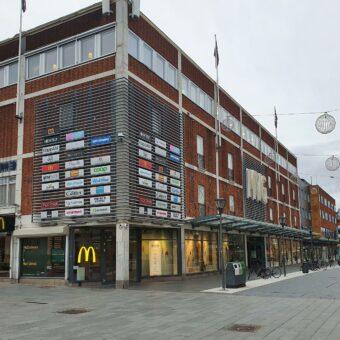 Kungsgatan 50, Umeå