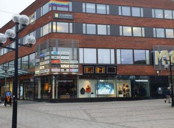 Renmarkstorget 8, Umeå