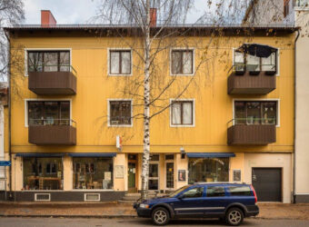 Kungsgatan 33, Umeå