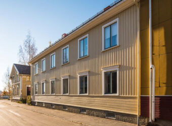 Slöjdgatan 1, Umeå
